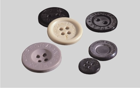 CO2 laser marking - buttons